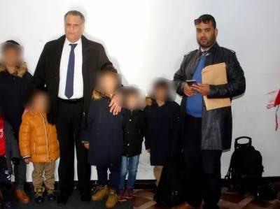 لیبیا نے داعش کے مقتول جنگجوؤں کے چھ بچے تیونس کے حوالے کر دیے