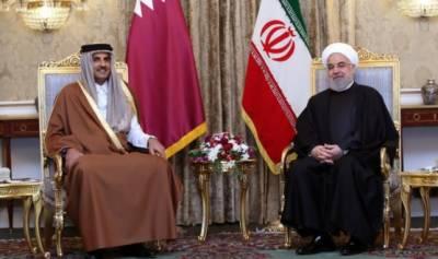 امیر قطر نے دورہ ایران کے دوران ایرانی قیادت کو کیا پیشکش کی تھی؟