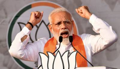 مودی کے فیصلوں سےپورے بھارت میں خون خرابے کا خطرہ ہے:برطانوی جریدے کی رپورٹ