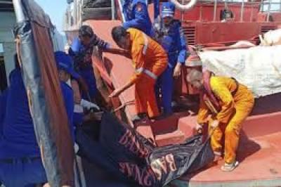 انڈونیشیا میں تارکین وطن کی کشتی ڈوب گئی، ایک شخص ہلاک، نو لاپتہ