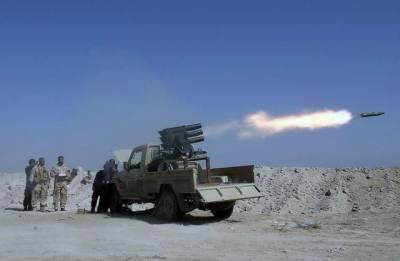 ادلب میں شامی فوج پر اپوزیشن گروپوں کا حملہ ، 40 فوجی، 50 باغی ہلاک