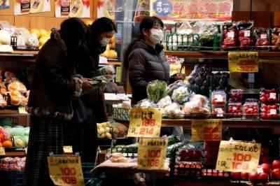 جاپان، ٹیکس میں اضافے سے سپر مارکیٹس کی مجموعی فروخت میں کمی
