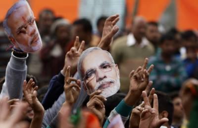 بی جے پی سرکار بھارت کے لئے زہرقاتل ہے:دی اکانومسٹ