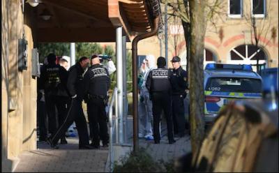 جرمنی کے جنوب مغربی شہر روٹ ام زے میں فائرنگ،چھ افرادہلاک