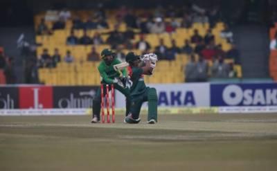 دوسرے ٹی ٹوئنٹی میں بنگلہ دیش نے پاکستان کو 137 رنز کاہدف دیدیا