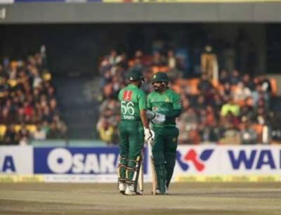 دوسرا ٹی ٹوئنٹی: پاکستان نے بنگلہ دیش کو شکست دے دی!!!