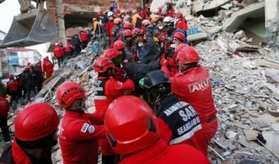 ترکی: زلزلے سے ہلاکتوں کی تعداد29ہو گئی