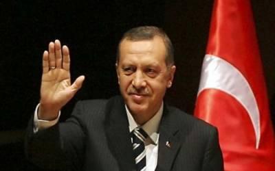 ترک صدر رجب طیب اردوان فروری میں پاکستان کا دورہ کریں گے
