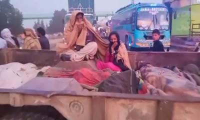 مٹیاری:دو قبیلوں میں مسلح تصادم، تین خواتین سمیت 7 افراد ہلاک