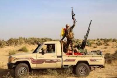 مالی میں نامعلوم مسلح افرادکے حملے،15 فوجی ہلاک