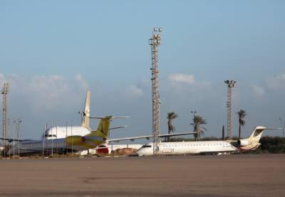 طرابلس، ائیر پورٹ کی عمارت پر راکٹ حملہ، 2 شہری زخمی
