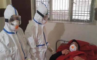 پاکستان: کرونا وائرس کے مشتبہ مریضوں کی تعداد 5 ہوگئی