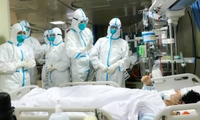 چین ، کرونا وائرس کے 4,515مریضوں کی تصدیق