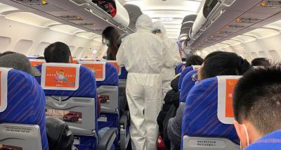چینی شہر ووہان سے کورونا وائرس سے بچاﺅ کے لیے جاپانی شہریوں کی پہلی چارٹر فلائٹ بدھ کو جاپان پہنچنے کا امکان