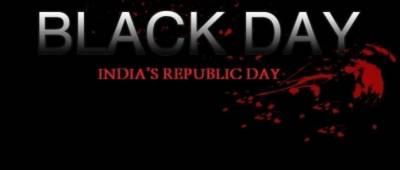 جرمنی میں مقیم کشمیریوں اور سکھوں نے بھارت کے یوم جمہوریہ کو یوم سیاہ کے طور پر منایا