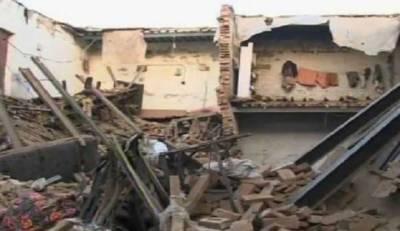 جھنگ: مکان کی چھت گرنے سے 2 بچے جاں بحق