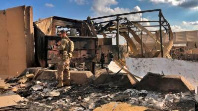 ایران میزائل حملے میں زخمی ہونے والے امریکی فوجیوں کی تعداد 50 ہو گئی، پینٹاگون