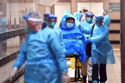 کرونا وائرس سے متاثرین کی تعداد 5 ہزار 9 سو سے زائد ہو گئی