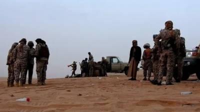 الجوف میں یمنی فوج کے ساتھ لڑائی کے دوران 19 حوثی ہلاک