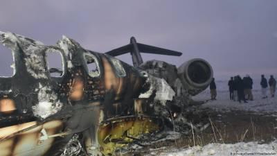 طیارے میں کوئی بھی سی آئی اے کا افسر موجود ہی نہیں تھا،امریکی ملٹری حکام