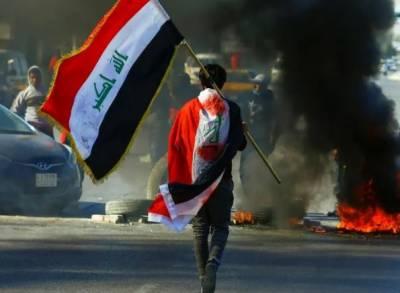 کربلاء میں مظاہرین پر براہ راست فائرنگ,بغداد میں جھڑپیں