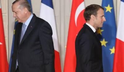 ترکی کا فرانسیسی صدر کو لیبیا کے معاملے پر ترکی بہ ترکی جواب