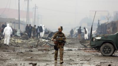 طالبان نے تازہ حملوں میں 29 افغان سیکیورٹی اہلکار ہلاک کردئیے