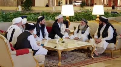 دوحہ میں امریکہ طالبان مذاکرات ایک بار پھر تعطل کا شکار