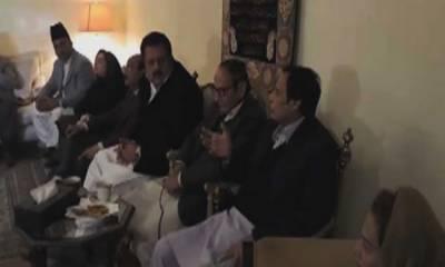 مسلم لیگ (ق) کا معاہدے پر عملدرآمد کیلئے حکومت پر دباؤ ڈالنے کا فیصلہ