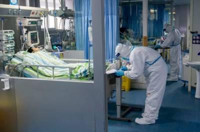 چین میں نوول کرونا وائرس سے متاثرہ نئے 2829مریضوں کی تصدیق