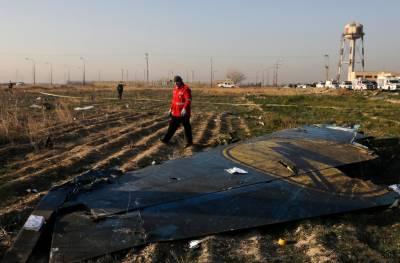 مسافر طیارہ حادثہ : یوکرین کے صدر نے ایران کی ہرجانے کی پیشکش کو بہت کم قرار دیا