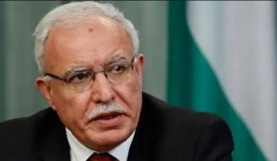 اقوام متحدہ کی قراردادوں کے تحت مذاکرات سے انکار نہیں: فلسطین