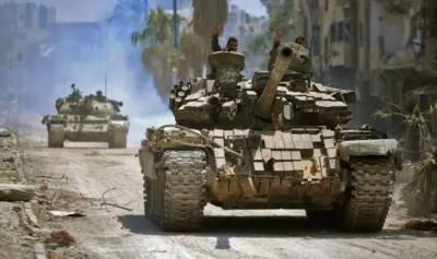 ادلب پر شامی فوج کی گولہ باری میں ترکی کے 4 فوجی ہلاک