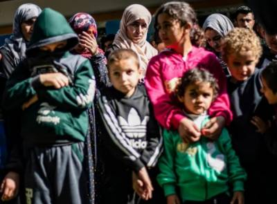 داعشیوں کے 17 بچوں کی فرانس واپسی