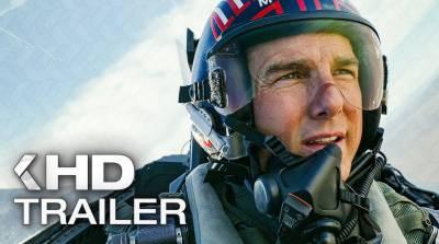 "ٹام کروز کی نئی فلم""ٹاپ گن:مارویک"" کا ٹریلر جاری"