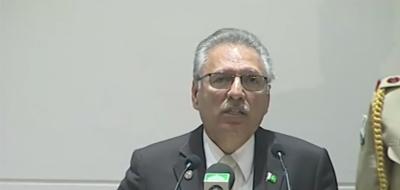 صدر مملکت ڈاکٹر عارف علوی کا فضائی روتھ پی اے ایف یو میڈیکل کالج کی افتتاحی تقریب سے خطاب