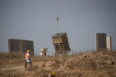 اسرائیلی فوج نے غزہ کی سرحد پرآئرن ڈوم کی بیٹریاں نصب کر دیں