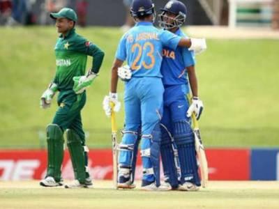 انڈر 19 ورلڈ کپ سیمی فائنل: بھارت نے پاکستان کو شکست دے دی