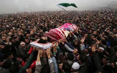 مقبوضہ کشمیر: بھارتی ریاستی دہشت گردی جاری، مزید 3 کشمیری شہید