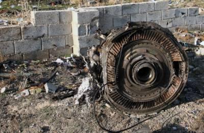 یوکرینی طیارے کے حادثے پر ایران سے ایک ارب 10 کروڑ ڈالر ہرجانے کا مطالبہ