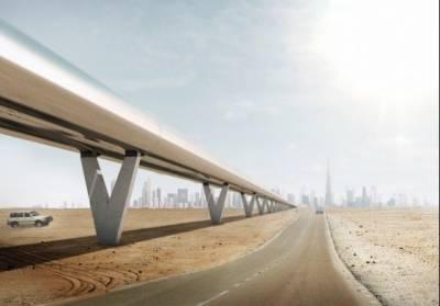 سعودی وزارت ٹرانسپورٹ کا ہائپر لوپ ٹیکنالوجی کی کمپنی کے ساتھ معاہدہ