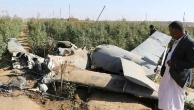 یمنی فوج نے صعدہ میں حوثی ملیشیا کا ایران ساختہ ڈرون مارگرایا
