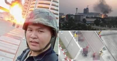 تھائی لینڈ: سکیورٹی فورسز نےحملہ آور کو ہلاک کر دیا