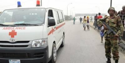 نائیجیریا:ٹریفک حادثے میں 6 افرادہلاک