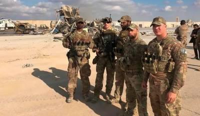 عراق میں ایرانی حملے سے 100 سے زیادہ امریکی فوجی ''دماغی طورپر زخمی''