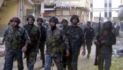ادلب میں لڑائی،شامی فوج اور مسلح گروپوںکے 37 جنگجو ہلاک