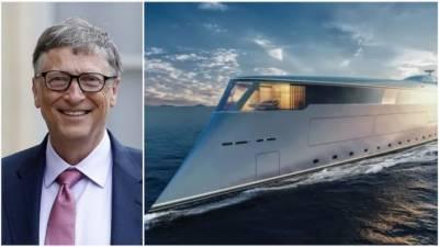 بل گیٹس مہنگی ترین کشتی کے پہلے خریدار بن گئے