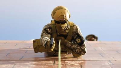 """خلیجی ممالک کی مشترکہ فوجی مشقیں """"عرب گلف سکیورٹی ٹو"""" جاری"""