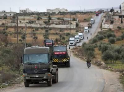 اسد رجیم نے حلب کے اہم تزویراتی علاقے پر کنٹرول حاصل کرلیا