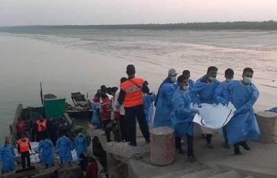 خلیج بنگال، روہنگیا پناہ گزینوں کی کشتی ڈوب گئی، 16ہلاک